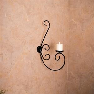 Подсвечник на стену