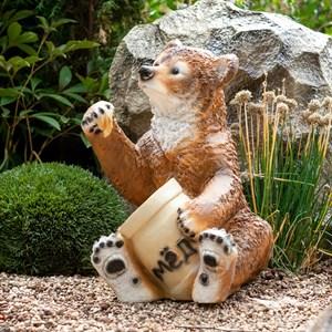 Садовая фигура Мишка F01214