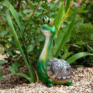 Садовая фигура Черепашка F01145