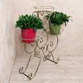 Подставка 11-003 на 3 цветка - фото 16918